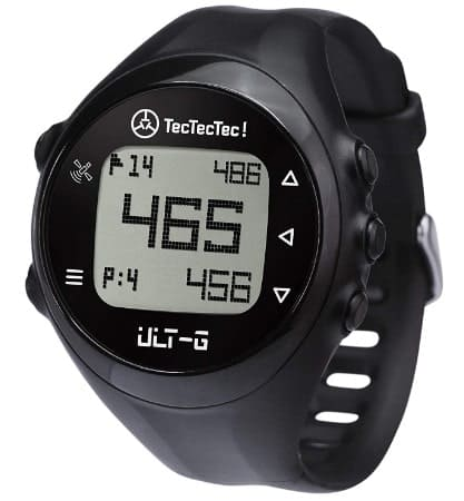 tectectec ult-g golf gps watch reviews