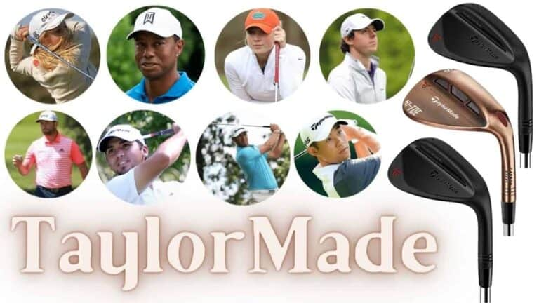 Find out what TaylorMade wedges are used by the pros