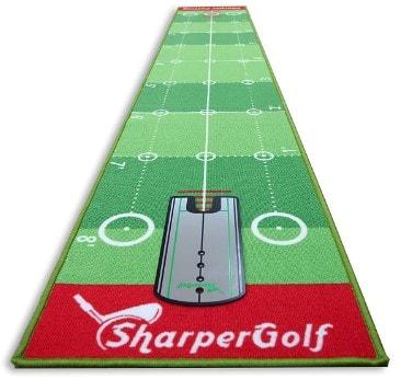 Sharper Golf Indoor Putting Mat