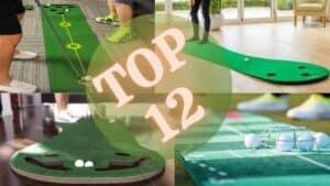 The best golf putting mats reviews