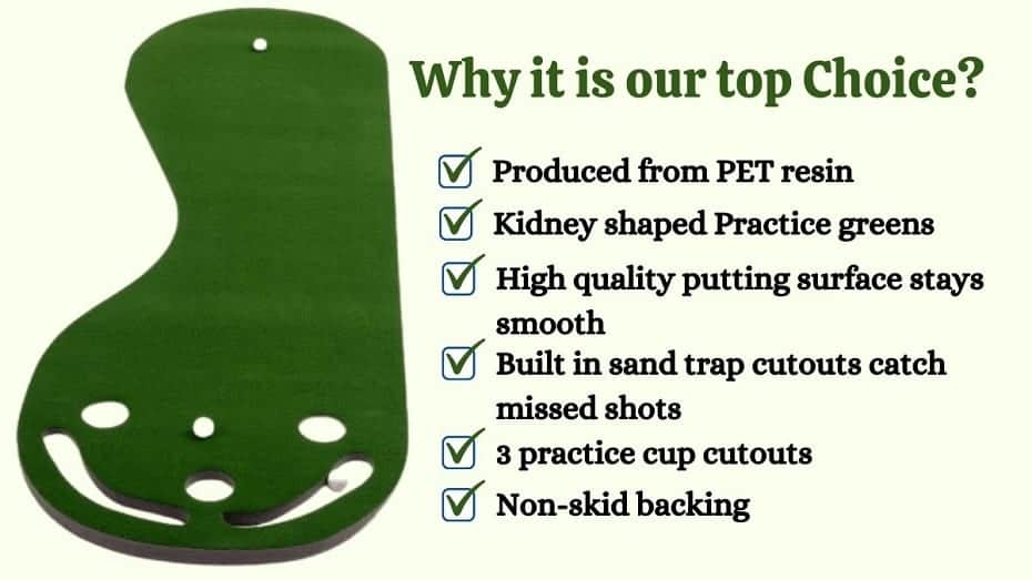 The best putting greens indoor review 2021