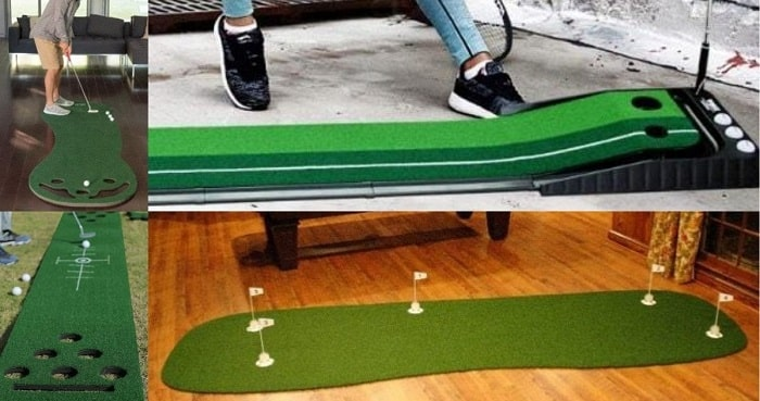 the best putting greens for home