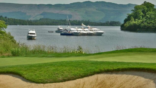 Living with golf and Boating Together