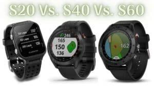 garmin approach s20 vs s40 vs s60