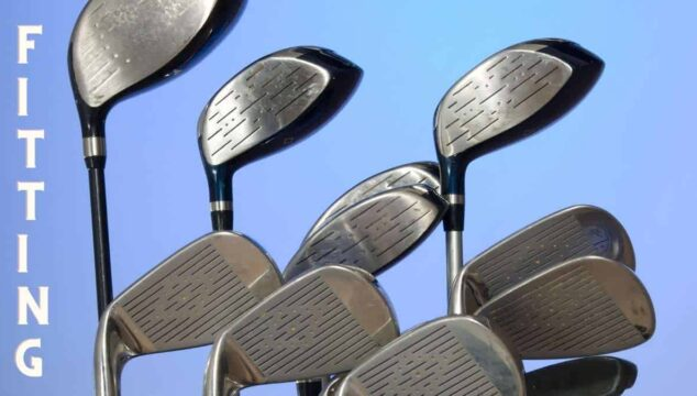 How To Fit Golf Clubs Yourself to your Size