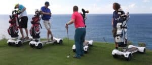 golf cart skateboard