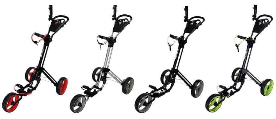 Qwik-Fold 3 Wheel Golf Cart