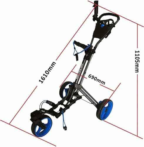 Qwik Fold Golf Carts