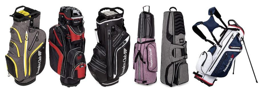 founders club golf bags reviews