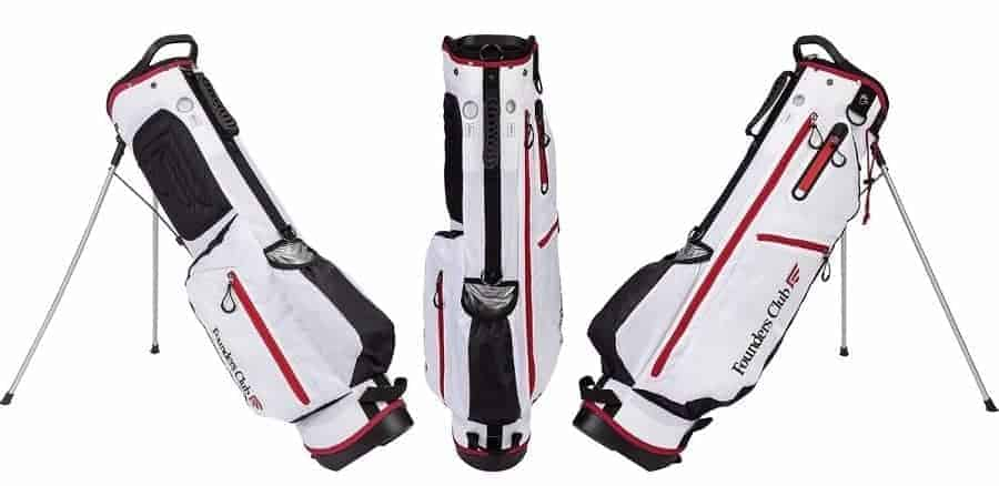 founders club mini lightweight stand bag