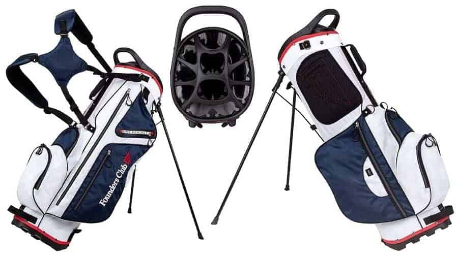 founders club stand bag