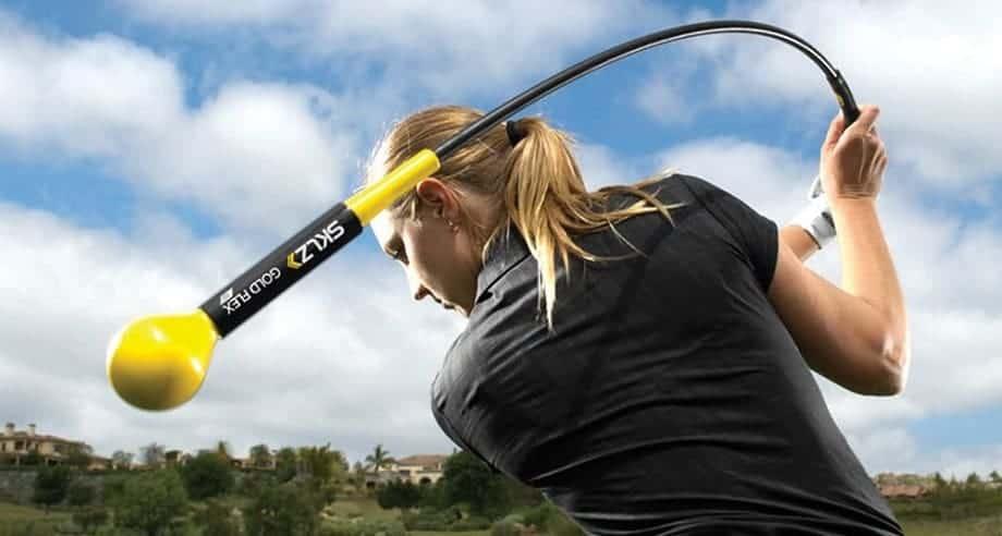 sklz gold flex golf swing trainer review