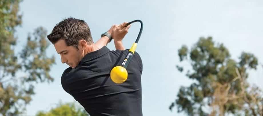 sklz golf swing trainer reviews