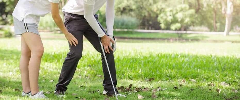 Golf Knee Injuries And How To Prevent Them
