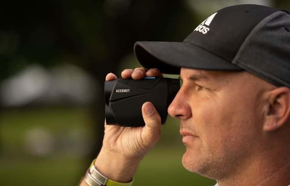acegmet golf rangefinder instructions