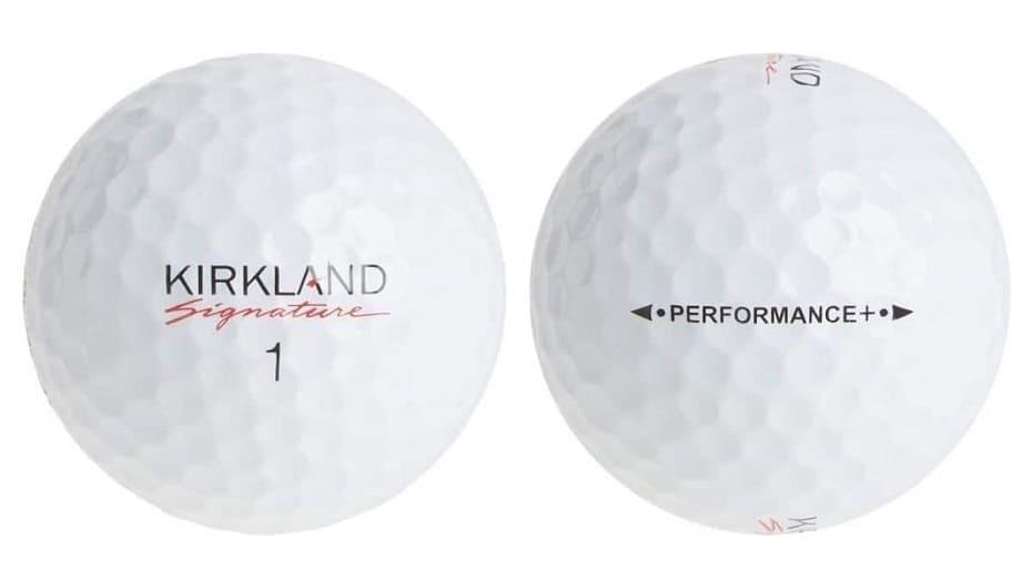 kirkland golf balls review 3 piece vs 4 piece