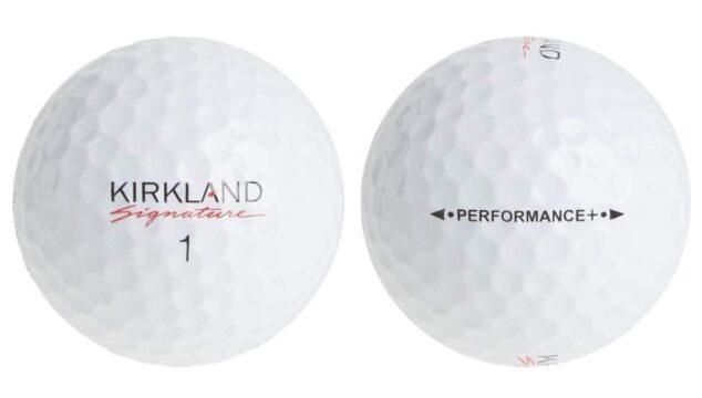 kirkland signature golf balls 3 piece vs 4 piece