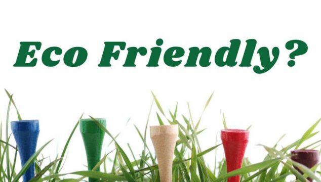 Biodegradable Golf Tees