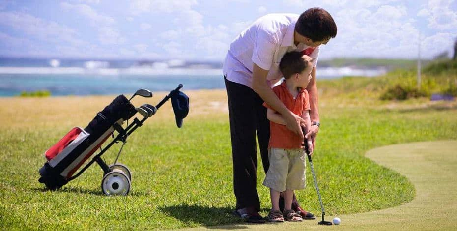 What Are The Benefits Of Golfing For Kids