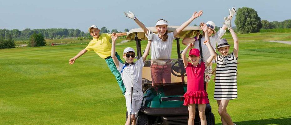 benefits of golf for youth