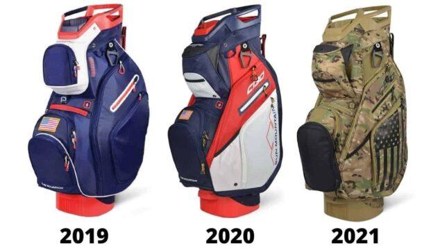 sun mountain 2021 c130 cart bag review