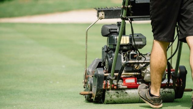 Must have Golf Course Maintenance Equipment