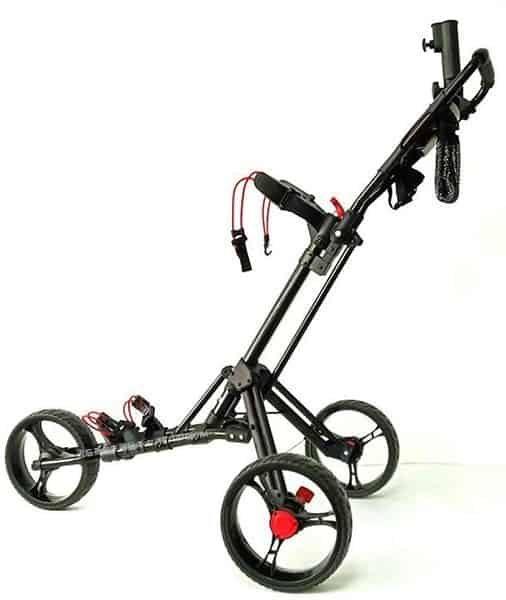 ANJING 3 Wheel Golf Push Cart
