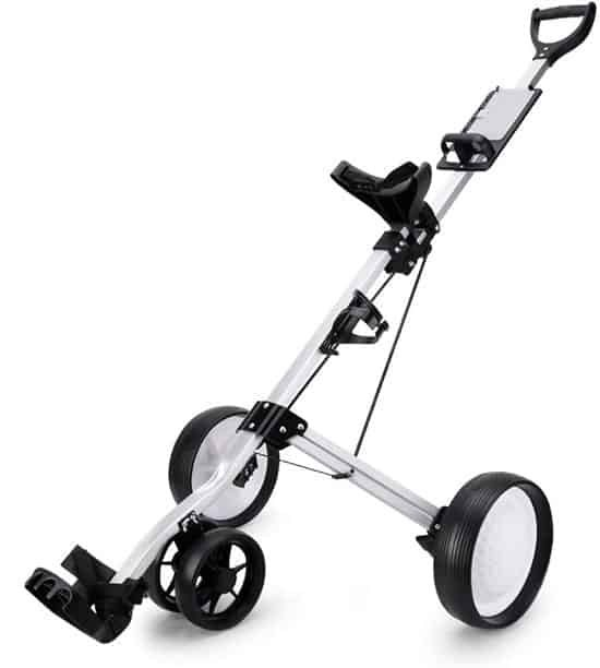 KXDLR Golf Push Cart
