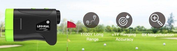 Legiral Golf Rangefinder