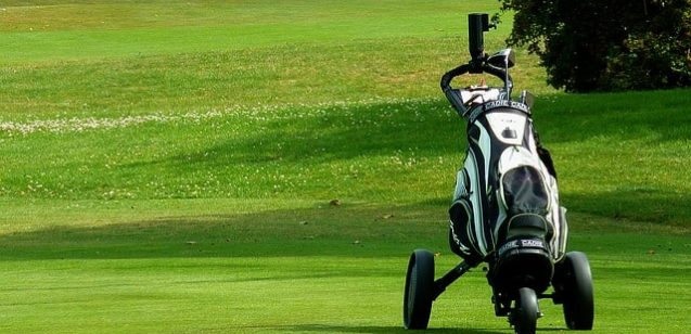 What is the best golf push carts reviews