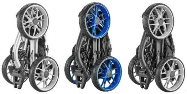 caddytek push carts